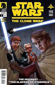 wars the clone wars 2 profile comics