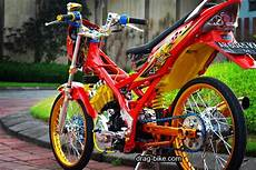 Modif Motor Fu by 50 Foto Gambar Modifikasi Satria Fu Build Up Thailand Air