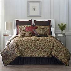 rouen 7 pc comforter jcpenney comforter sets comforters bed