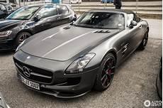 sls amg gt mercedes sls amg gt roadster edition 5 march 2017 autogespot