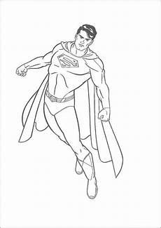 Ausmalbilder Superman Drucken Superman 8 Ausmalbilder Malvorlagen