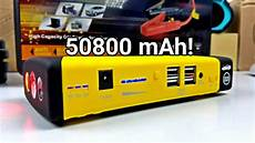 50800mah jump starter amazing power bank for all uses