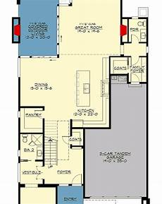 narrow lake house plans best of lake house plans for narrow lots