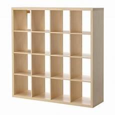 ikea kallax 4x4 ikea kallax 16 4x4 shelf shelving unit bookcase storage in birch effect alteration remake