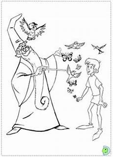 zauberer malvorlagen novel ausmalbild die hexe und der zauberer die hexe und der