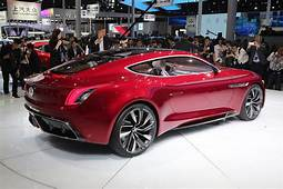 MG E Motion EV Sports Car For Production In 2020  Autocar