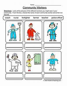 community worksheets teaching worksheets social studies communities community helpers