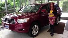 2010 toyota highlander used car at northeast acura