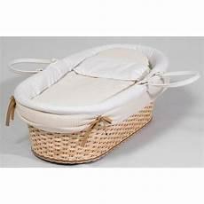 materassino per in vimini cesta neonato portaenfant in vimini con materassino colore