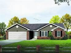 house plans single level functional ranch home plan 22042sl architectural