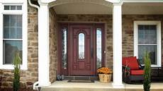 how to choose a front door understanding exposure types