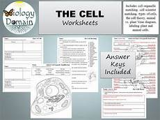 the cell worksheets teaching resources