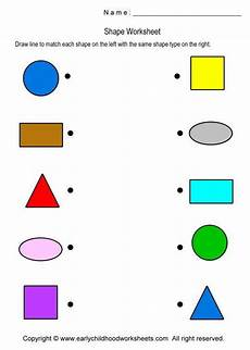 shapes worksheet matching 1179 matching shapes worksheet worksheet 1 shapes shape 1 quot and worksheets