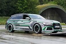 Abt Audi Rs6 E 1000 2018 Test Motor Ps Bilder