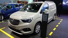 2019 opel combo cargo xl exterior and interior iaa