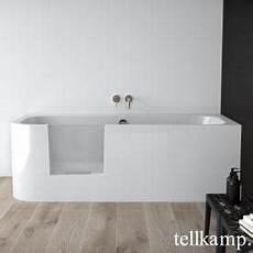 Raumspar Badewanne Mit Dusche - begehbare wannen badewanne mit t 252 r kaufen bei reuter