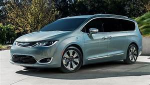 2018 Chrysler Pacifica Hybrid  Review Release Date