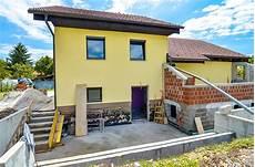 Am Haus Anbauen - self build house extension