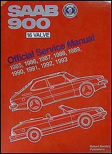 vehicle repair manual 1993 saab 9000 electronic valve timing 1985 1993 saab 900 16 valve repair shop manual