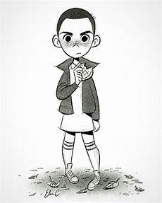 eleven from things by elsa chang elsasketch