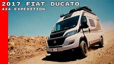 2017 fiat ducato 4x4 expedition