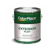 colorplace exterior paint walmart com