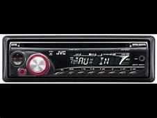 CD Ресивер JVC KD R207 и видеообращение в конце  YouTube