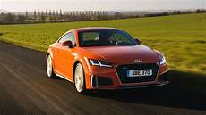audi tt coupe 2019 review auto trader uk