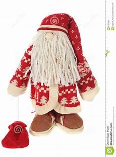 weihnachtsmann puppe stockbild bild punkt fett