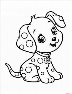 cute puppy 5 coloring page puppy coloring pages strawberry shortcake coloring pages dog