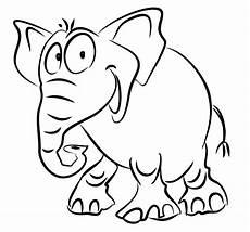 Ausmalbilder Indischer Elefant Elefant Ausmalbilder Tiere Tiere Elefanten