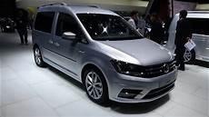 2016 Volkswagen Caddy Exterior And Interior Geneva