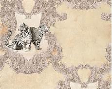leoparden tapete tapete vlies leoparden cremebeige glanz hermitage 33543 2