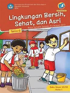 Gambar Lingkungan Sekolah Kartun Berwarna Rahman Gambar