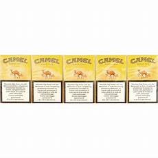 Camel Cigarettes Orange Box Cartouche Camel Cigarettes