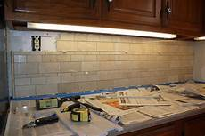 Install Kitchen Backsplash Installing A Kitchen Tile Backsplash