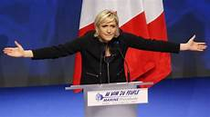 Marine Le Pen Promises Crackdown On Immigration And