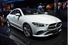 new mercedes 2020 2020 mercedes cla250 sedan revealed more power from