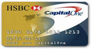 Most HSBC Credit Cards Become Capital One
