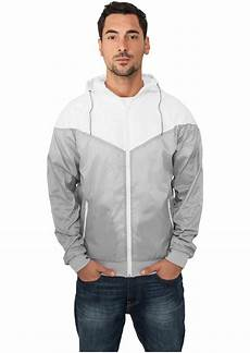 windbreaker herren weiß classics arrow windrunner herren windbreaker grau