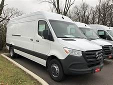 Stock V19037 New 2019 Mercedes Benz Sprinter Cargo Van