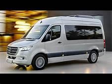 2020 Mercedes Benz Sprinter Cargo Van Interior