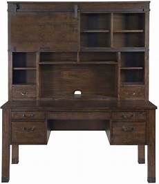pine hill rustic pine writing desk home office set from