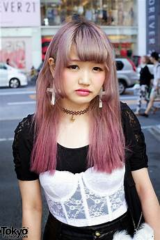 harajuku style hair japan harajuku hair style