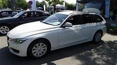 2015 Bmw 316i Touring Exterior And Interior Automobil