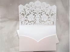 diy laser cut wallets diy wedding invites making