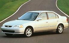Used 1996 Honda Civic Pricing For Sale Edmunds