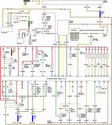 87 mustang gt o2 wiring harness diagram needing a wiring diagram for a gt with build date 10 87 ford mustang forum