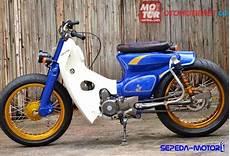 Legenda Modif by Uniknya Honda Legenda Modif Gaya Monkey Info Sepeda Motor