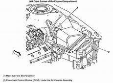 Cadillac Seville Questions  Where Is The ECU In